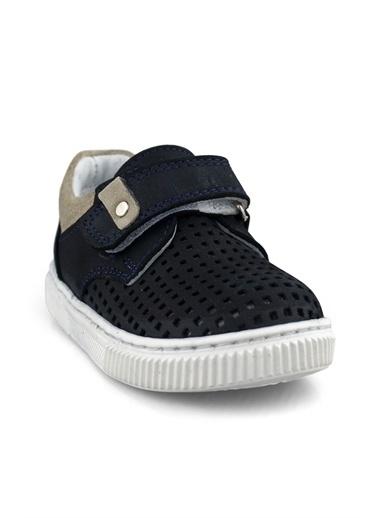 Cicibebe Nubuk Erkek Çocuk Ayakkabısı Lacivert